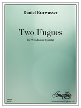 Two Fugues (Woodwind Quartet)(download)