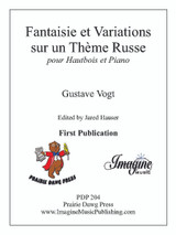 Fantaisie et Variations sur un Thème Russe (download)
