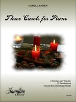 Three Carols for Piano