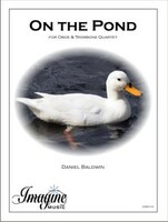 On the Pond (Ob & Tbn Quartet)