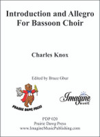 Introduction and Allegro (Bassoon Choir)