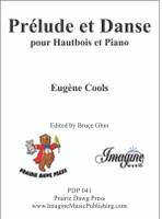 Prélude et Danse pour Hautbois et Piano, op. 89