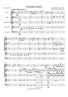 CRADLE SONG (woodwind quintet)