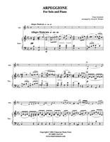 Arpeggione (Tuba Solo) (Download)