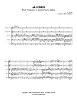 Allegro from Concerto in G min. (Download)