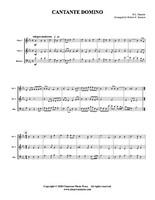 Cantate Domino (Download)
