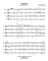 Adagio, from Symphony No. 3 (download)