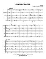 Away in a Manger (Brass Quintet) (Download)