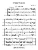 Five Elfin Dances (Download)