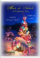 Abete di Natale (O Christmas Tree) (TTBB) (download)