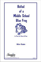 Ballad of a Middle School Blue Frog (download)