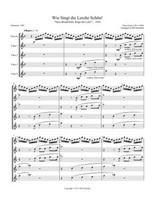 HOW BEAUTIFUL SINGS THE LARK! (download)