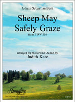 Sheep May Safely Graze (woodwind quintet) (download)