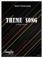 Theme Song (String Orchestra) (score only)