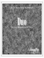 Duo for Alto Saxophone & Piano
