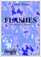 Flashes: 12 Pieces for Piano (download)