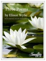 Three Poems by Elinor Wylie
