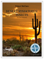Desert Miniatures: Insects (download)