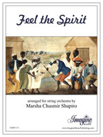 Feel The Spirit (String Orchestra) (download)