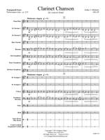 Clarinet Chanson