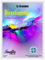 Divertimento (Oboe, Clarinet, Bassoon) (download)