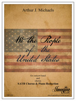 We the People of the United States (SATB score)