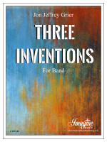 Three Inventions for Band (download)