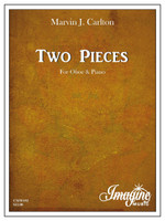 Two Pieces for Oboe & Piano