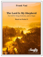 The Lord Is My Shepherd (choral score) (download)