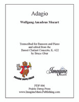 Adagio for Bassoon and Piano (download)