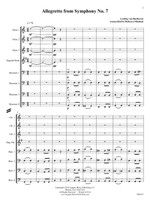Allegretto from Symphony No. 7 (download)