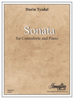 Sonata for Contraforte and Piano (download)