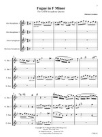 Fugue in F Minor (download)
