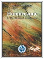 Humoresque (3 Bassoons & Contrabassoon)(download)