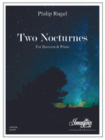 Two Nocturnes for Bassoon & Piano (download)