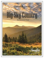 Big Sky Country (Bassoon Choir)(download)