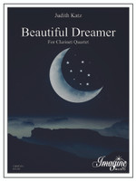 Beautiful Dreamer (Clarinet Quartet)