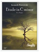 Etude in C minor