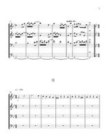Two Fugues (Brass Quartet)