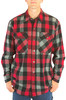 9oz Snap Front Flannel