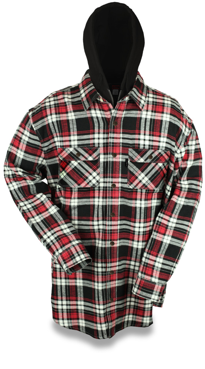 Flannel Mens Lined
