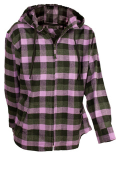 Ladies Legendary Unlined Hooded Jacket w/ Zip