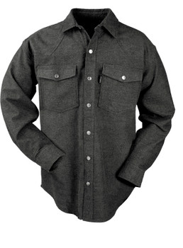 Original Deluxe Western 7oz Chamois Snap Shirt 2020