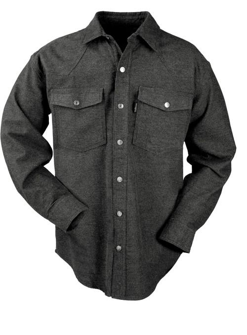 Original Deluxe Western 7oz Chamois Snap Shirt 2020