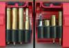MTM 100 Round Deluxe Handled Flip-Top Rifle Ammo Case