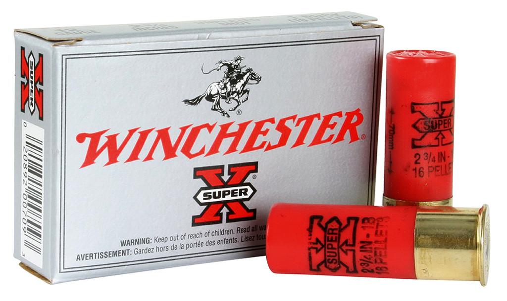 Winchester Super-X Buckshot