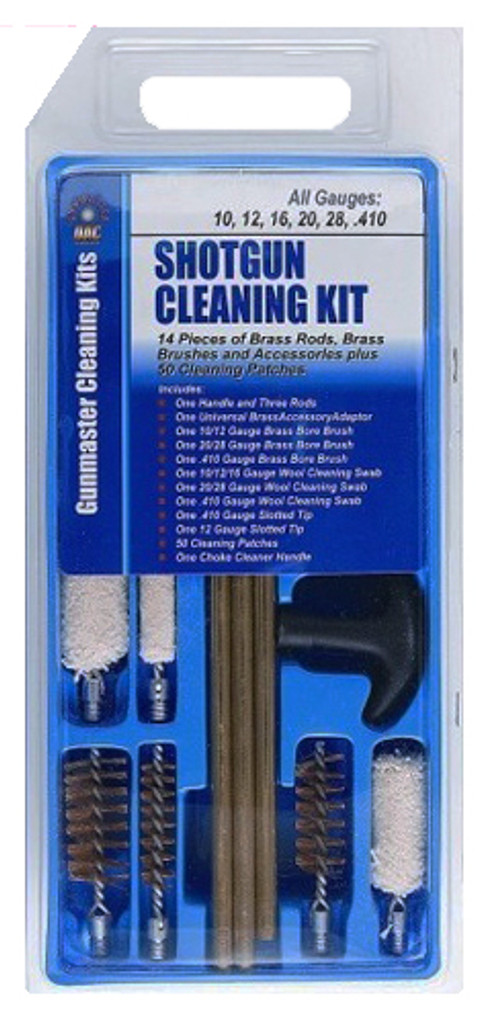 DAC Gunmaster Shotgun Cleaning Kit