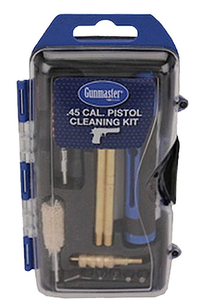 DAC Gunmaster .45 Caliber Pistol Cleaning Kit