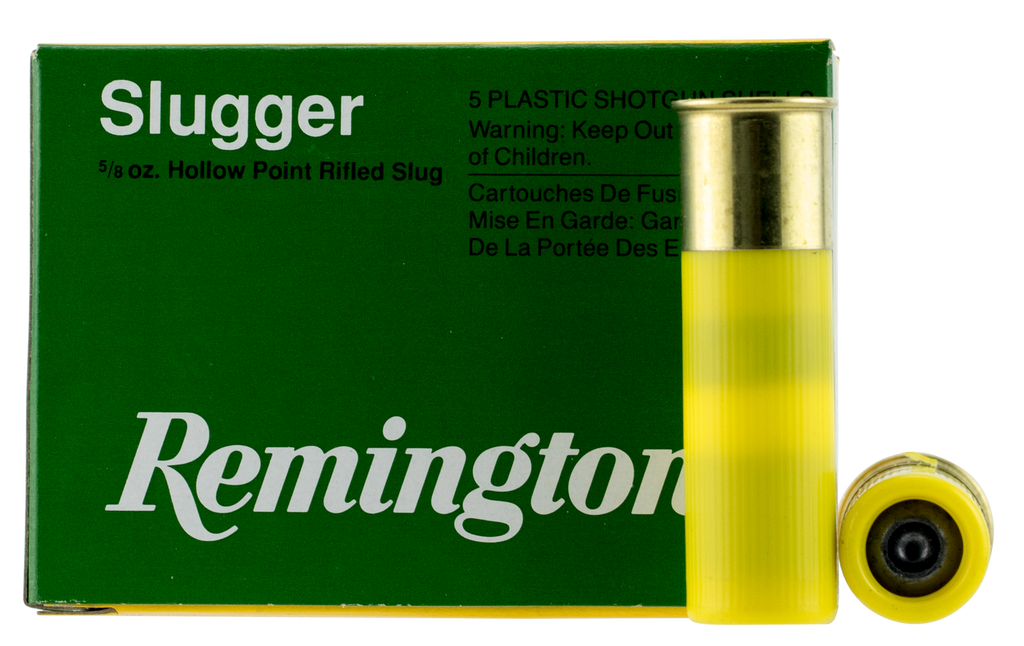 Remington Slugger, 20 Gauge