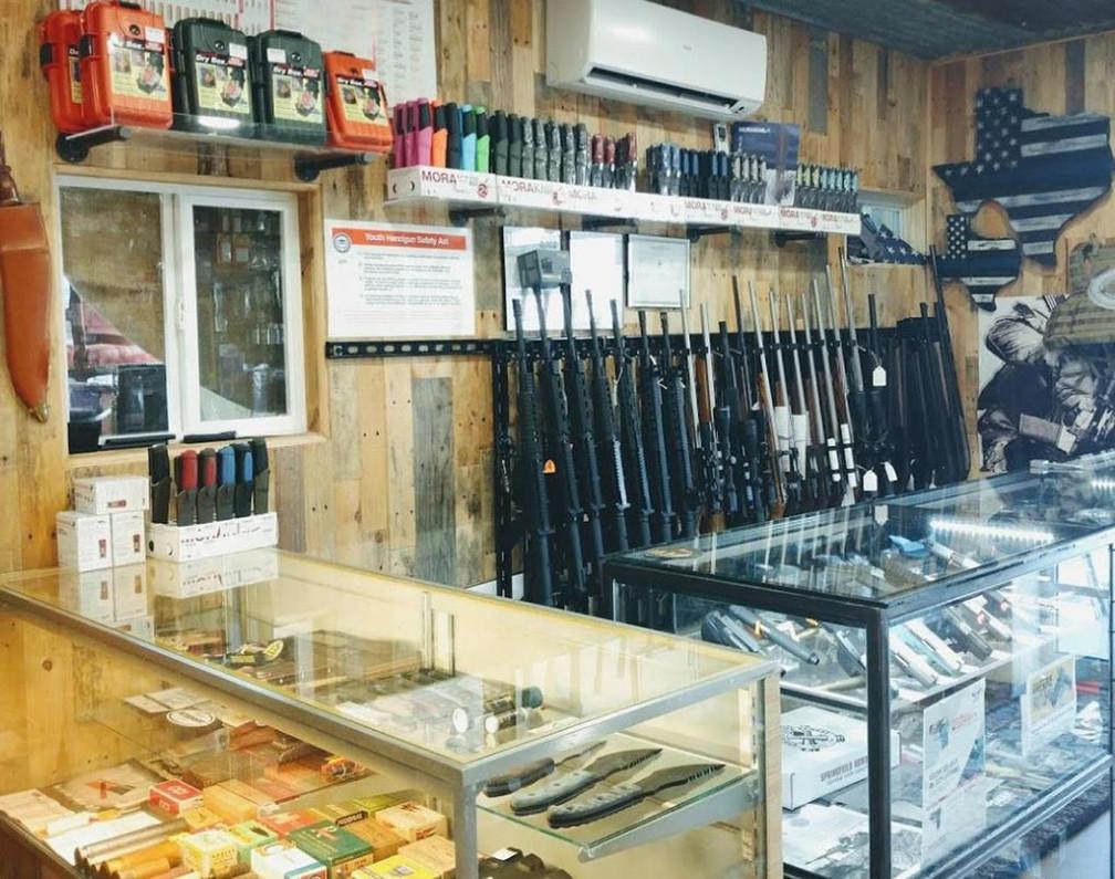 Firearms Inventory - December 7, 2019